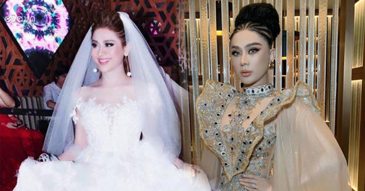Lâm Khánh Chi, ngôi sao ăn mặc kém duyên nhất khi dự đám cưới của hội bạn thân
