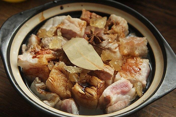 Kho thịt không cần nước, muối còn lại bóng, ai nhìn cũng muốn ăn 3 bát cơm - 5