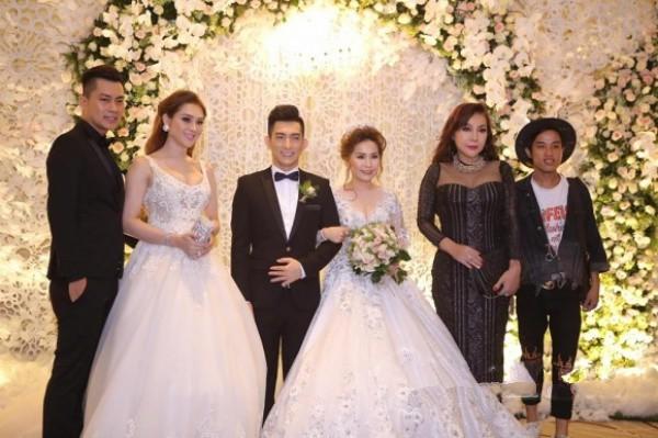Lâm Khánh Chi, ngôi sao ăn mặc kém duyên nhất khi dự đám cưới của hội bạn thân - 10
