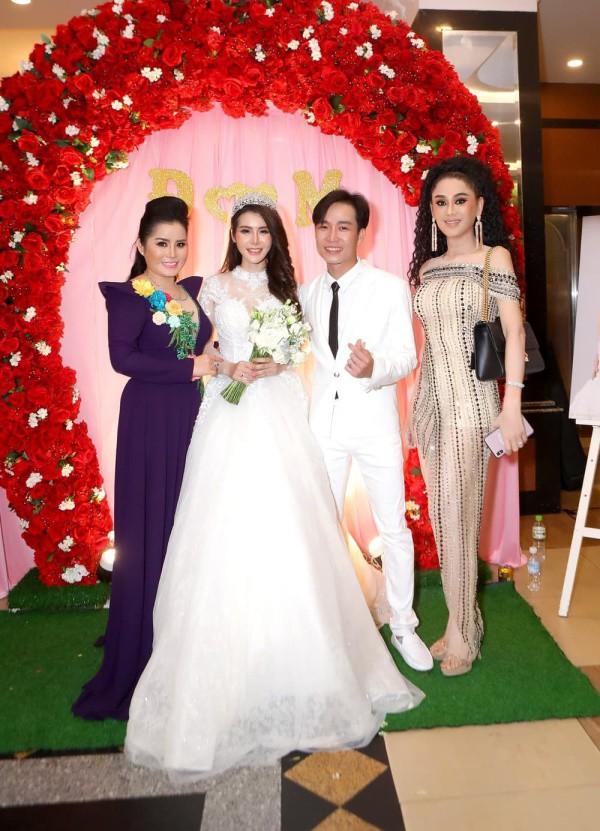 Lâm Khánh Chi, ngôi sao ăn mặc kém duyên nhất khi dự đám cưới của hội bạn thân - 5