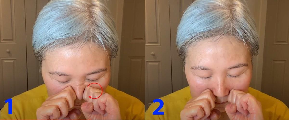 U30 chưa biết cách massage chống lão hóa da mặt, hãy để cụ bà U60 hướng dẫn - 10