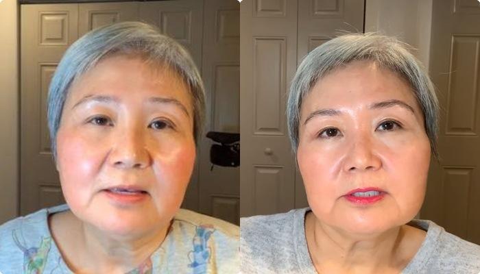 U30 chưa biết cách massage chống lão hóa da mặt, hãy để cụ bà U60 hướng dẫn - 1