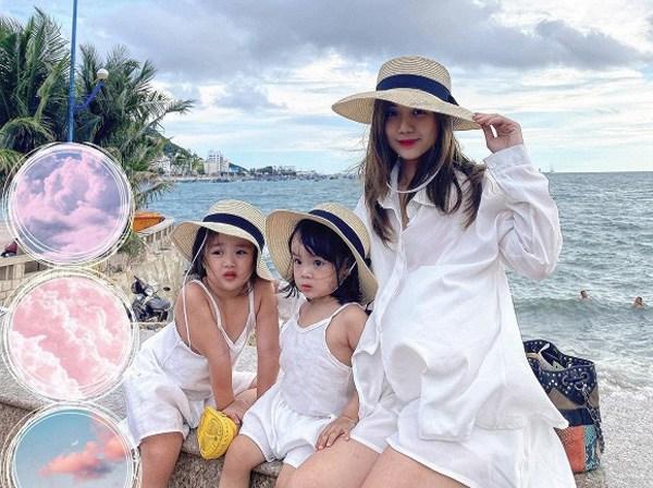 Vừa tuyên bố ly hôn 3 tháng, vợ cũ Hoài Lâm đã lộ bụng lớn tướng như sắp sinh - 3