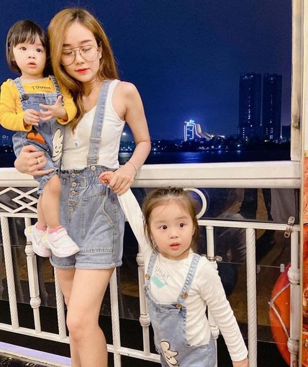 Vừa tuyên bố ly hôn 3 tháng, vợ cũ Hoài Lâm đã lộ bụng lớn tướng như sắp sinh - 1