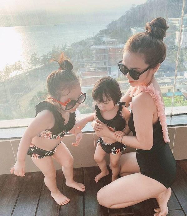 Vừa tuyên bố ly hôn 3 tháng, vợ cũ Hoài Lâm đã lộ bụng lớn tướng như sắp sinh - 4