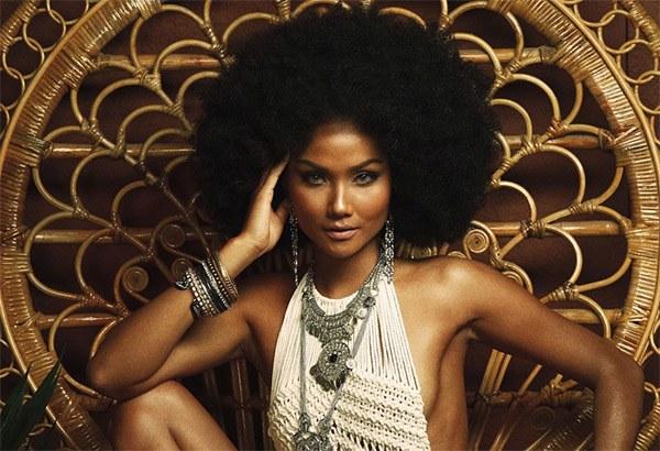15 kiểu tóc xù đẹp cho nữ thêm dễ thương cá tính được yêu thích nhất - 11