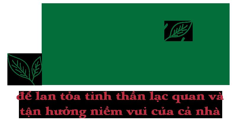 Bật mí 3 amp;#34;góc đề khángamp;#34; của gia đình Giang - Hồ trong mùa dịch - 7