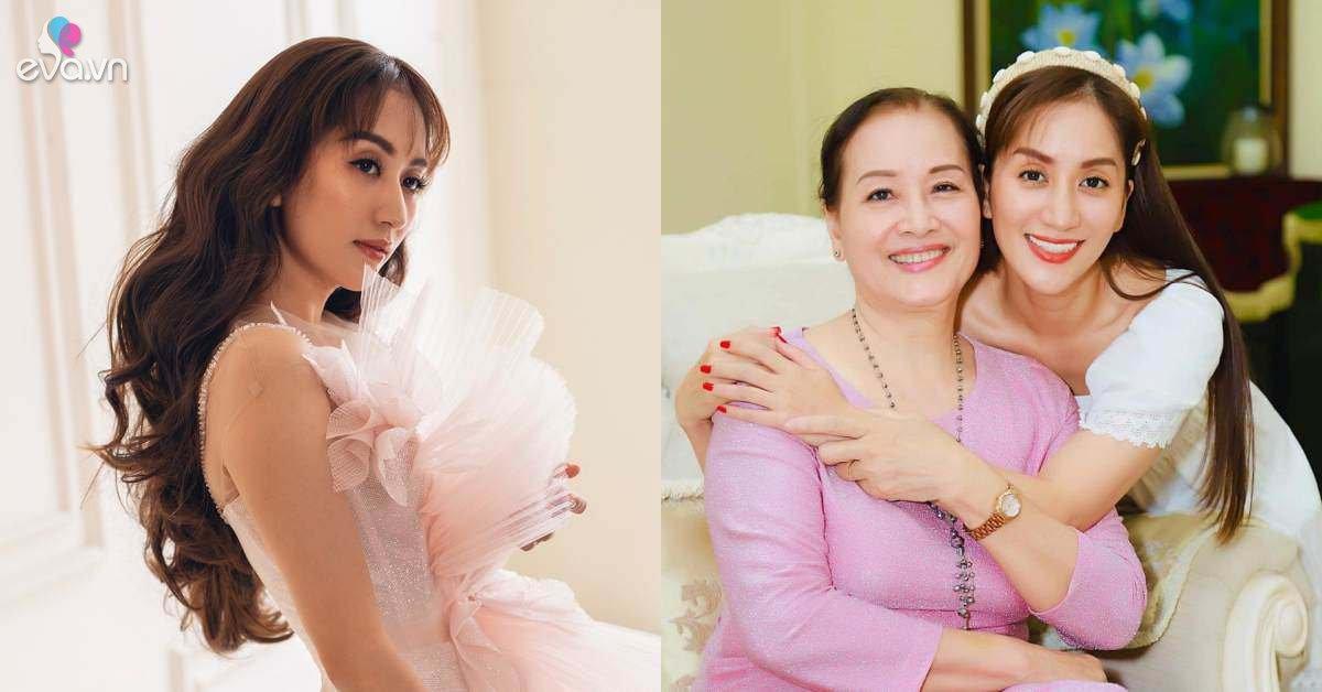 Mẹ ruột U80 của Khánh Thi: Đẹp khó đoán tuổi, từng là Hoa khôi, ca sĩ
