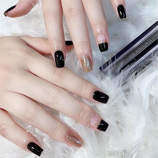 Các mẫu nail đơn giản đẹp nhẹ nhàng sang trọng cá tính và dễ thương - 4