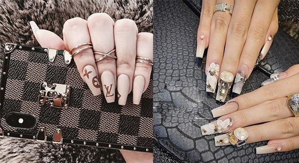 Các mẫu nail đơn giản đẹp nhẹ nhàng sang trọng cá tính và dễ thương - 5