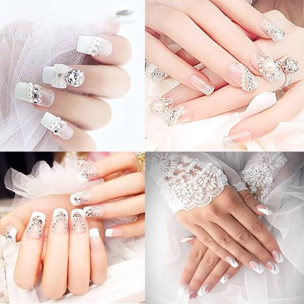 Các mẫu nail đơn giản đẹp nhẹ nhàng sang trọng cá tính và dễ thương - 6