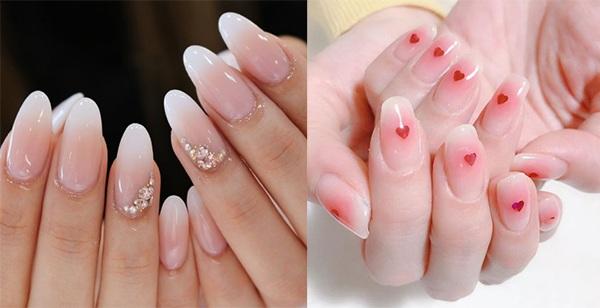 Các mẫu nail đơn giản đẹp nhẹ nhàng sang trọng cá tính và dễ thương - 8
