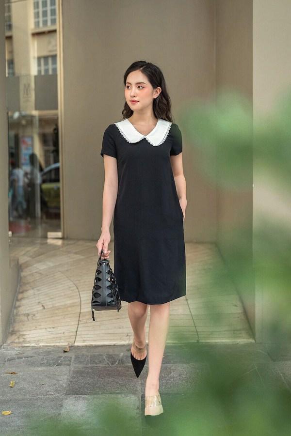 Những kiểu đầm cơ bản mà mọi quý cô nên có trong tủ đồ để luôn mặc đẹp mỗi ngày - 4