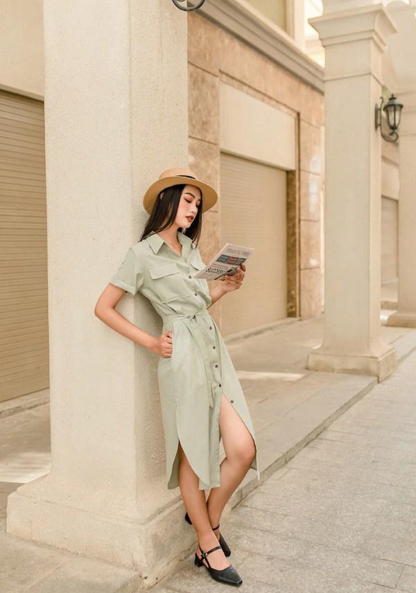 Những kiểu đầm cơ bản mà mọi quý cô nên có trong tủ đồ để luôn mặc đẹp mỗi ngày - 7