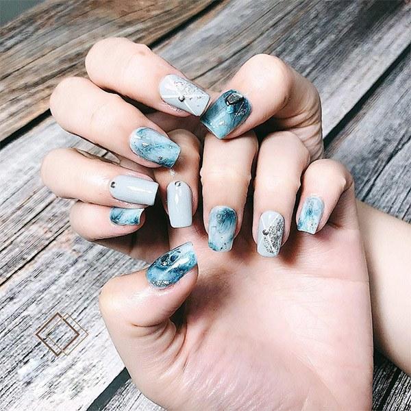 Những mẫu nail ombre đẹp trẻ trung được yêu thích nhất hiện nay - 5