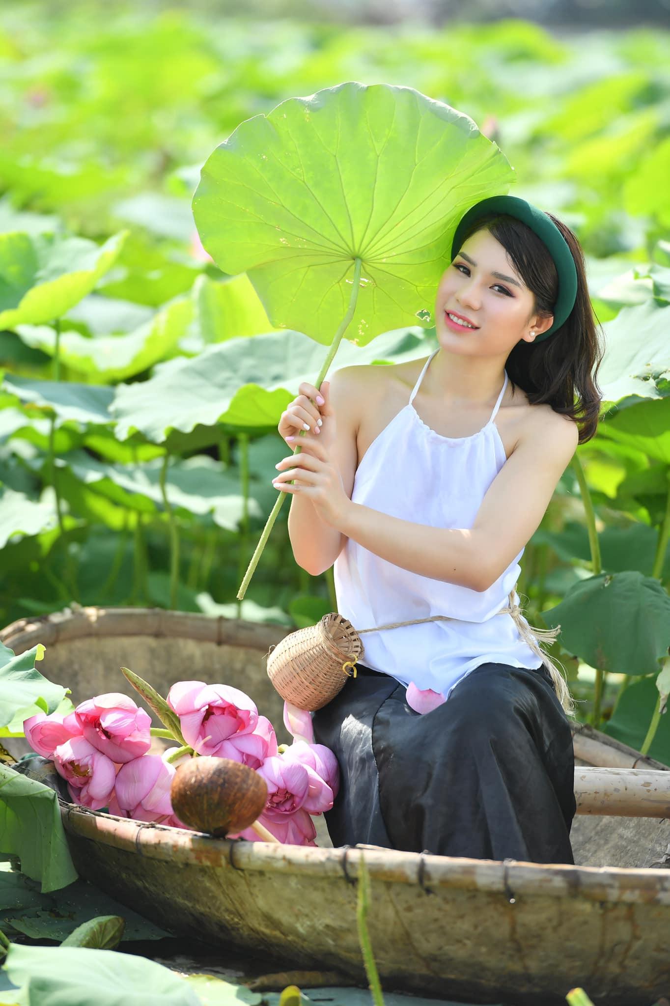Hoa hậu Việt Nam 2020: Xuất hiện nữ tổng tài bên ngoài xinh đẹp bên trong nhiều tiền - 9