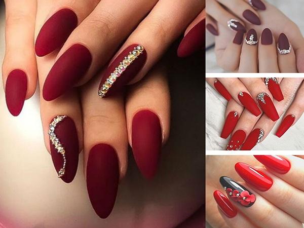 Những mẫu nail cô dâu xinh đẹp giúp bạn trở nên lung linh hơn trong ngày cưới - 5