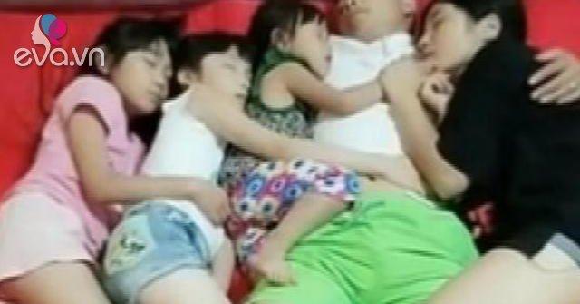 Nhìn cảnh con gái ngủ cùng bố, bà mẹ choáng váng quyết tâm cho ngủ riêng