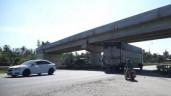 Đà Nẵng: Cầu vượt tiền tỉ nhưng không có lối lên