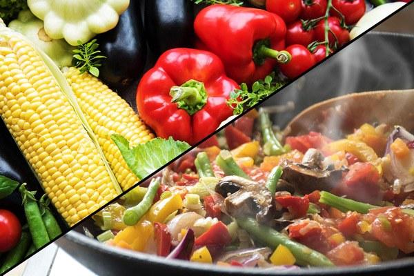 4 loại rau ăn sống còn tốt hơn luộc chín, 7 loại rau ăn sống 1 miếng cũng ngộ độc - 1