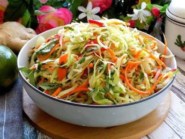 4 loại rau ăn sống còn tốt hơn luộc chín, 7 loại rau ăn sống 1 miếng cũng ngộ độc - 3