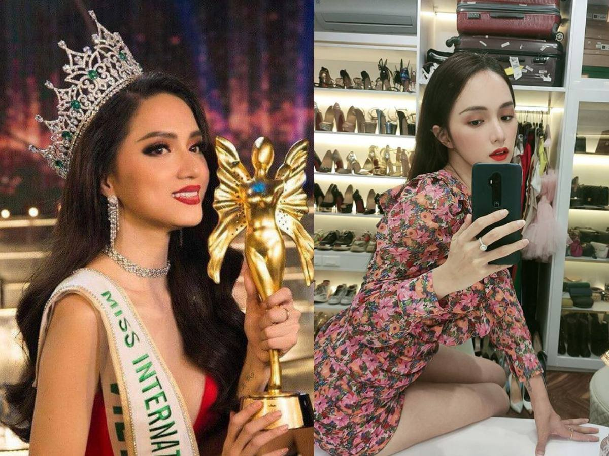 Hoa hậu amp;#34;đắt showamp;#34; nhất làng giải trí quẹt thẻ tiền tỷ mua sắm: Phong cách sống chuẩn sao giàu - 1