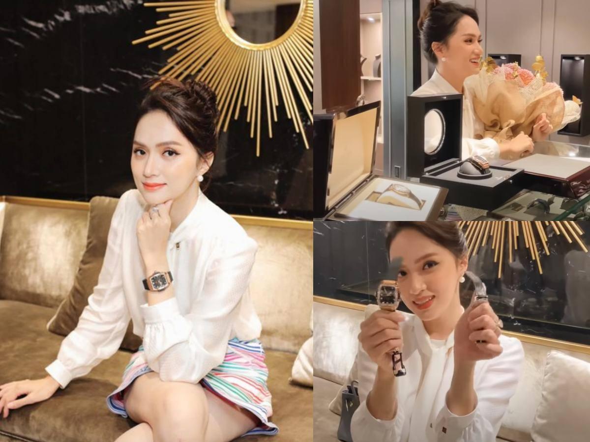 Hoa hậu amp;#34;đắt showamp;#34; nhất làng giải trí quẹt thẻ tiền tỷ mua sắm: Phong cách sống chuẩn sao giàu - 3