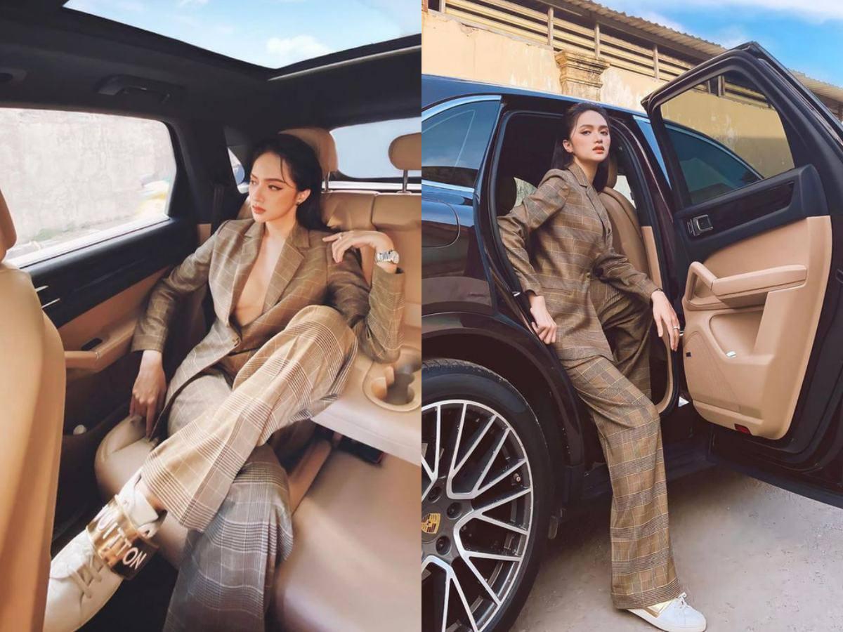 Hoa hậu amp;#34;đắt showamp;#34; nhất làng giải trí quẹt thẻ tiền tỷ mua sắm: Phong cách sống chuẩn sao giàu - 5