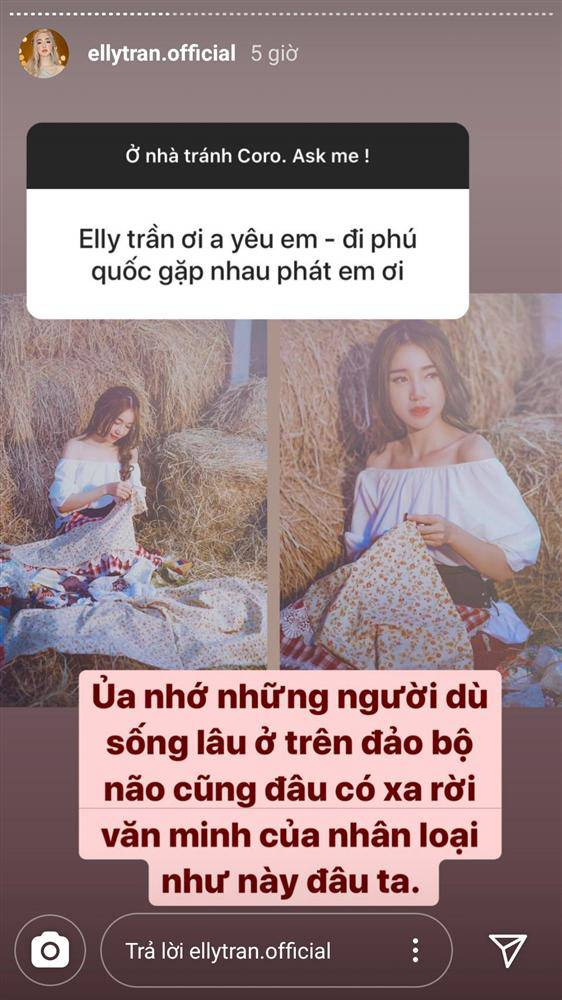 Phản ứng của Elly Trần khi vừa đăng ảnh nóng bỏng đã bị mời chào khiếm nhã - 4