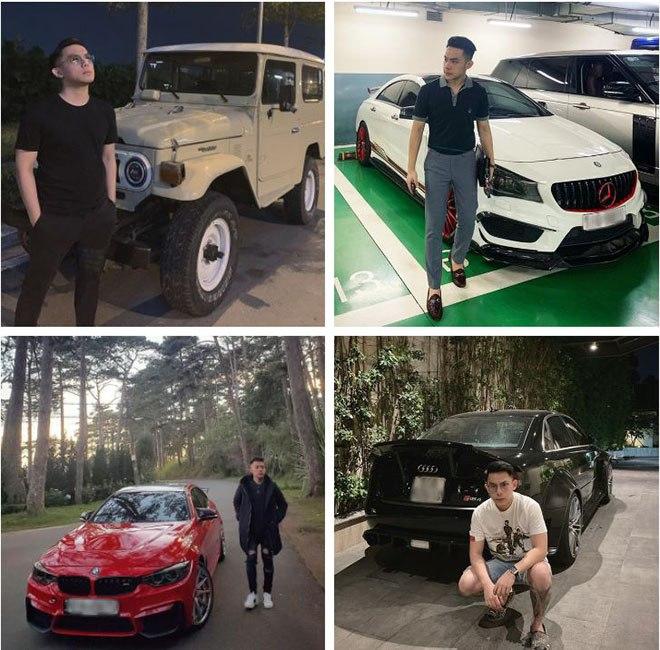 Thiếu gia Việt thích tụ tập ăn chơi và chuyện ồn ào mua xe 5 tỷ tặng bạn gái - 4