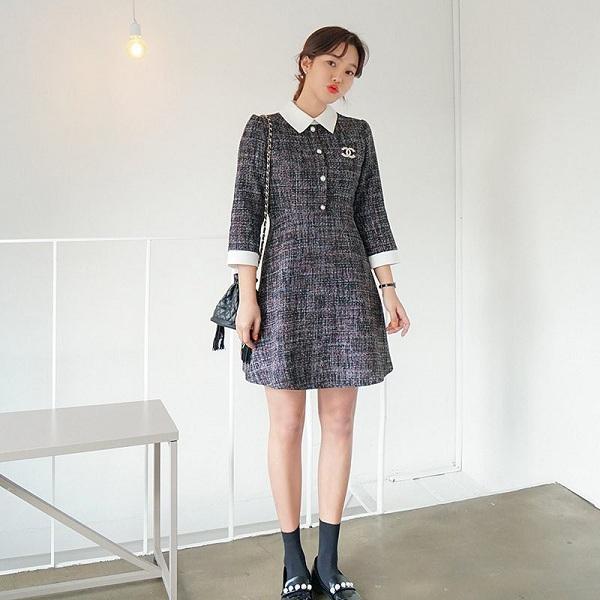 Thời tiết chuyển lạnh, đây là những trang phục vải tweed đáng sắm để chị em thêm phần thời thượng - 10