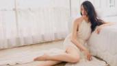 """Nữ MC Việt nổi tiếng cộng đồng mạng nhờ cái tên """"độc"""" và đôi chân dài tới 1m1"""