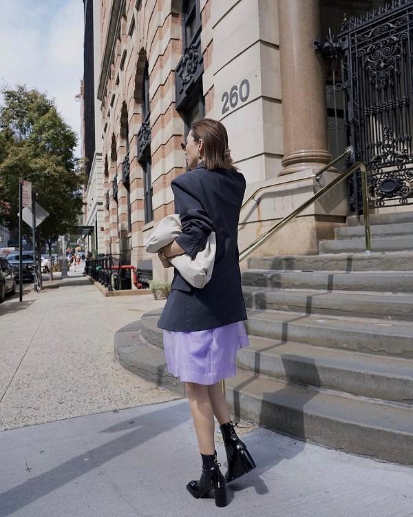 Diện boots cổ ngắn sành điệu muốn ăn gian chiều cao, các bí quyết này sẽ giúp được nàng - 6