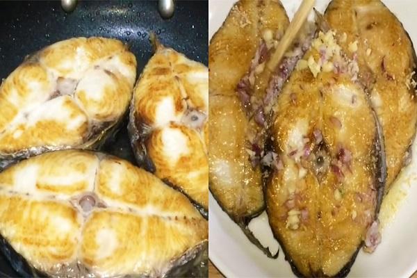 3 cách làm cá thu kho thơm ngon, đậm đà hương vị cho bữa ăn gia đình - 8