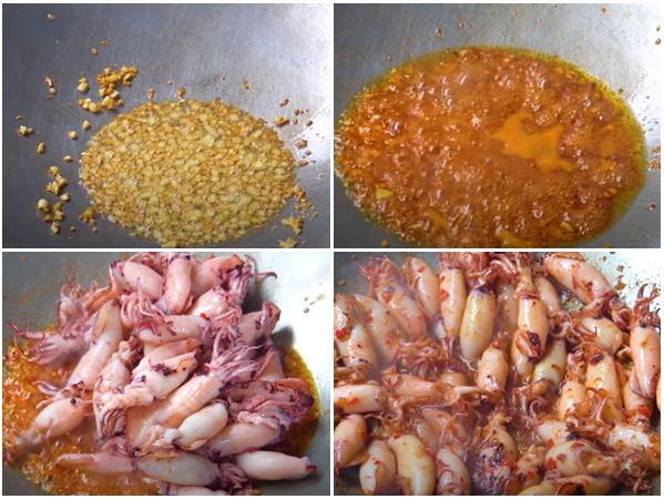 Cách làm mực chiên nước mắm đơn giản mà ngon ăn cực đưa cơm - 8