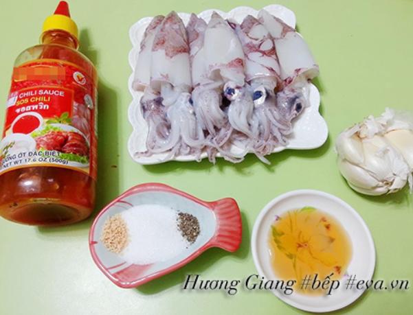 Cách làm mực chiên nước mắm đơn giản mà ngon ăn cực đưa cơm - 3