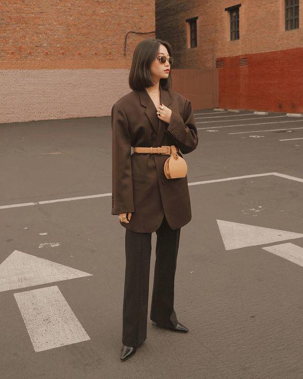 Diện vest đẹp như Thiên Trang amp;#34;Lựa chọn số phậnamp;#34;, đây là những bí kíp nàng không nên bỏ qua - 20