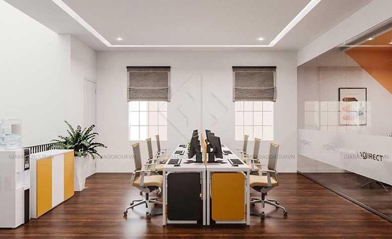 Tham khảo mẫu nội thất văn phòng đẹp, hiện đại - 2