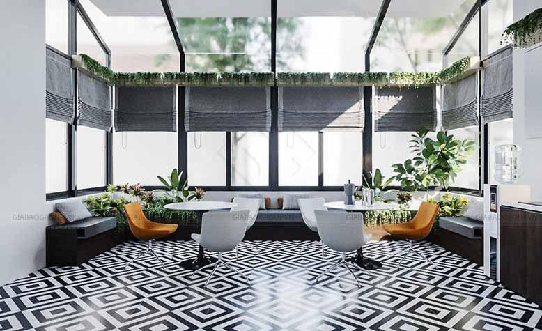 Tham khảo mẫu nội thất văn phòng đẹp, hiện đại - 3