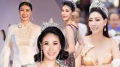 Xuất hiện Hoa hậu có nhiều vương miện nhất Việt Nam, đếm sơ đã 10 cái