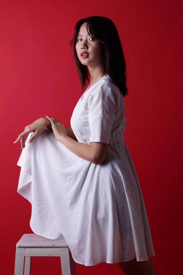 Vào bán kết Hoa hậu Việt Nam, thí sinh 1m84 san bằng kỷ lục chiều cao của loạt Hoa Hậu - 6