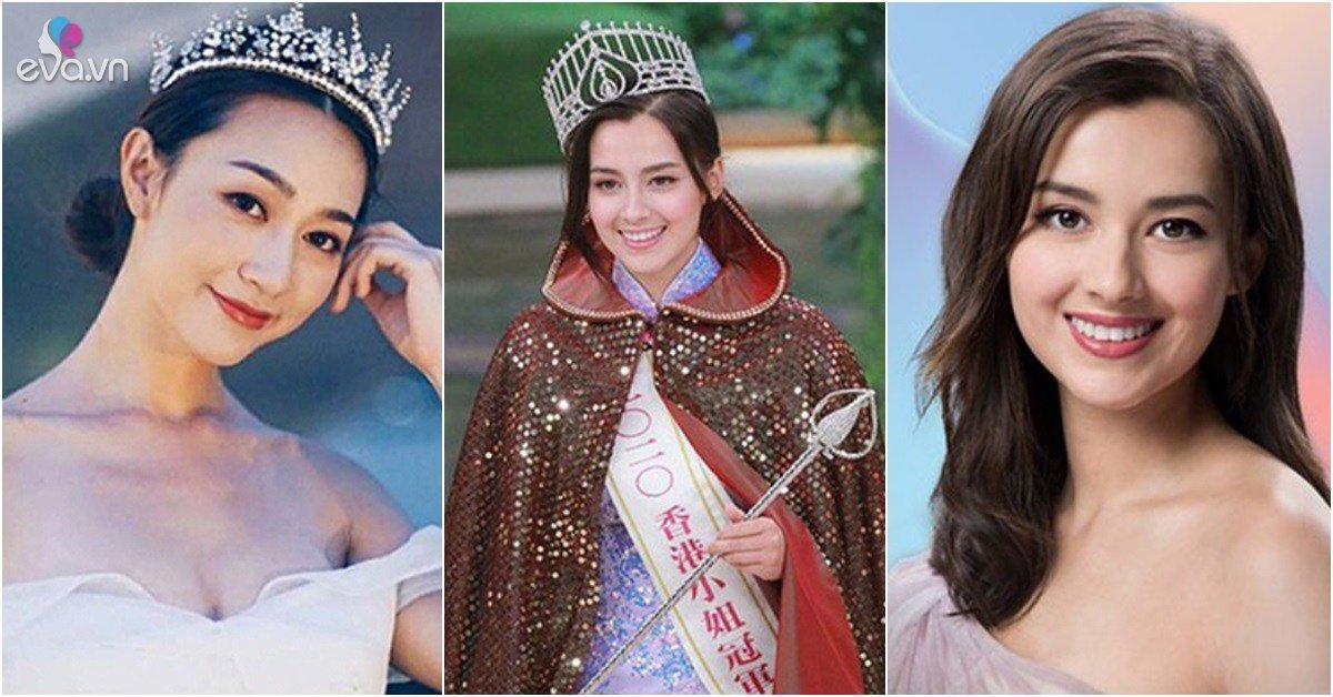 Mới đăng quang chưa lâu, tân Hoa hậu đã bị đàn chị ghét, bằng mặt không bằng lòng