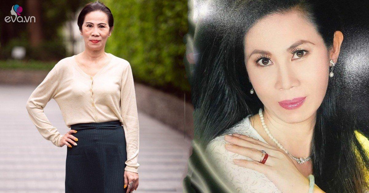 Không bỏ cuộc, thí sinh U60 thi Hoa hậu Việt Nam: Tôi sẽ tiếp tục thi Hoa hậu Quý bà