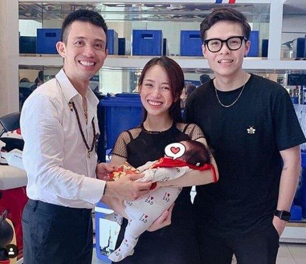Con gái Minh Nhựa kỷ niệm 1 năm ngày cưới, choáng ngợp với món quà từ bố 37 tuổi - 8