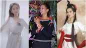 Khi sao Việt hoá thân chị Hằng: người theo style cổ trang, người ăn mặc dung dị, nền nã