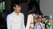 Sao Việt 24h: Thuỷ Tiên mặc đồ hở đi hát, dân mạng rần rần với thái độ của Công Vinh