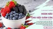 5 loại trái cây chứa ít đường, là lựa chọn hoàn mỹ cho người cần ăn kiêng, giảm cân