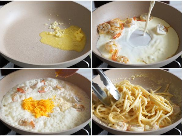 4 easiest ways to make delicious cream sauce pasta