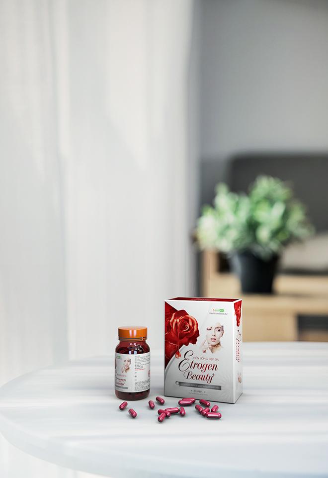 Sáng mịn da, chống lão hóa hiệu quả cùng Etrogen Beauty+ - 2