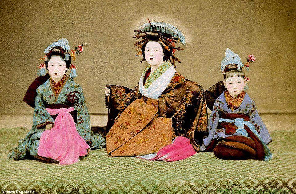 Kỹ nữ được trưng bày trong lồng ở Nhật 100 năm trước và câu chuyện làm đẹp để thoát thân - 7
